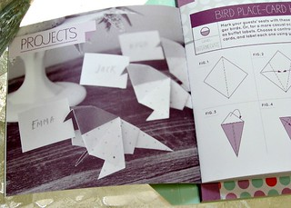Party Origami Review and Giveaway | by all things paper