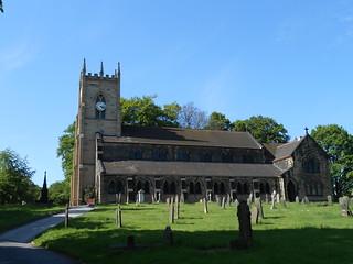 St Margarets church, Swinton | by :: Wendy ::