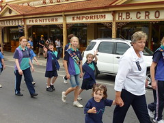 ANZAC Day March, Girl Guides 2010