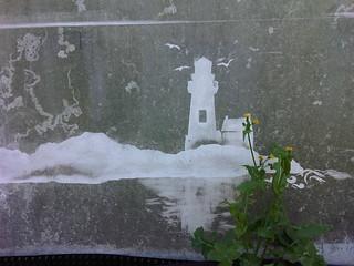 Detail - Power Washing Art | by Breeonne Baxter