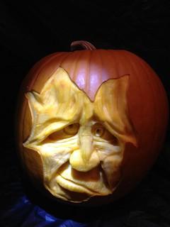 Pumpkin #5 2013