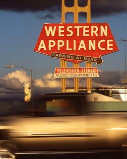 Western Appliance Blur