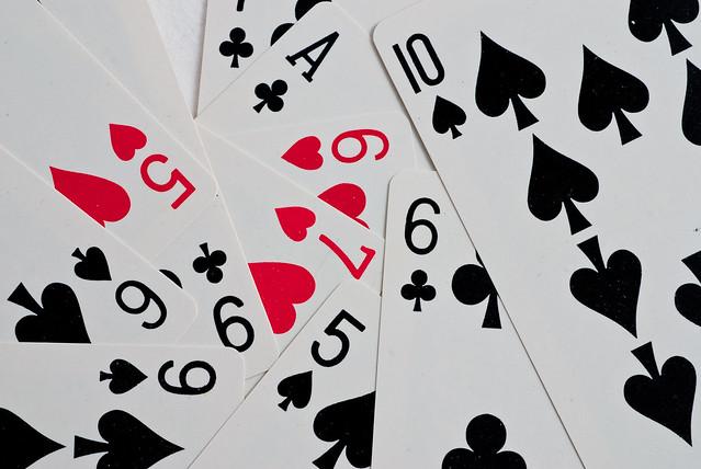 card game