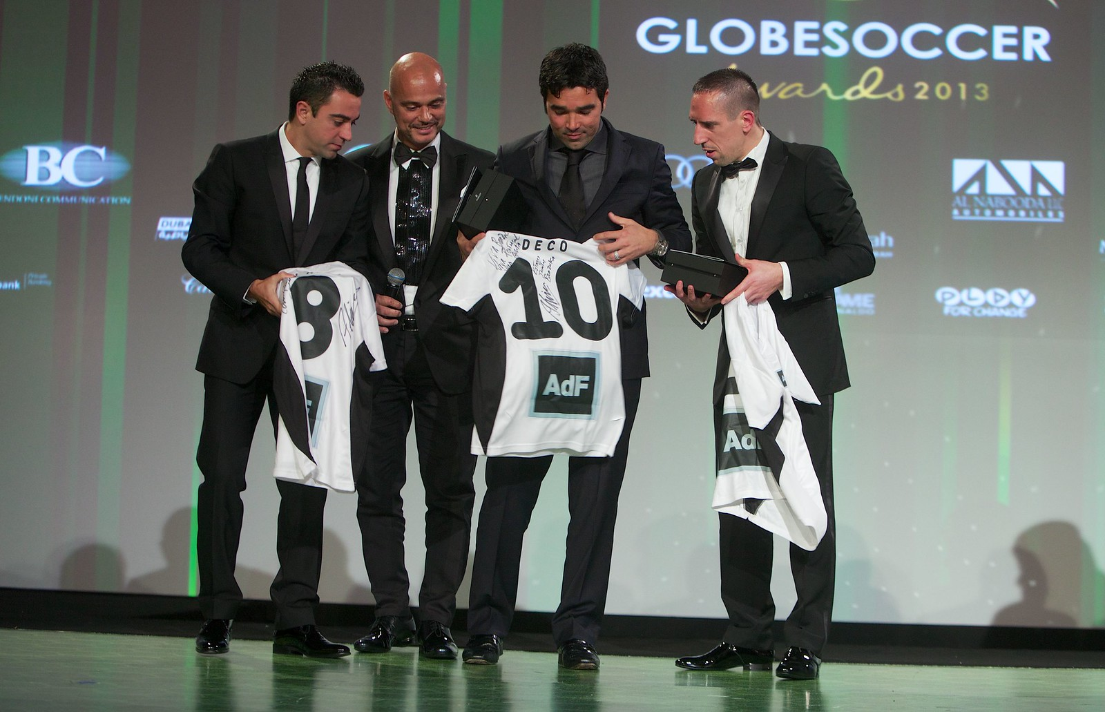 Globe Soccer Awards 310