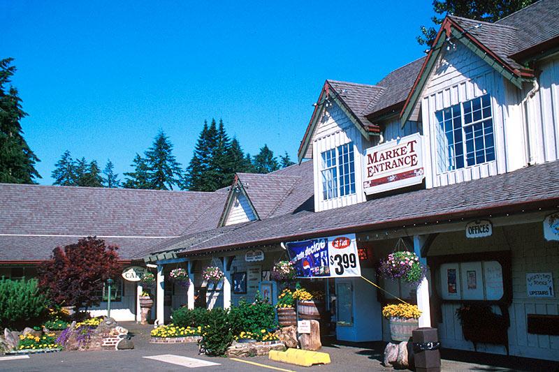 Black Creek, Vancouver Island, British Columbia, Canada