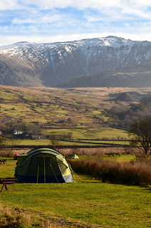 Tent with a view | by bradbox