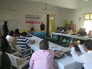Media Workshop Bhopal-2 | by femindia