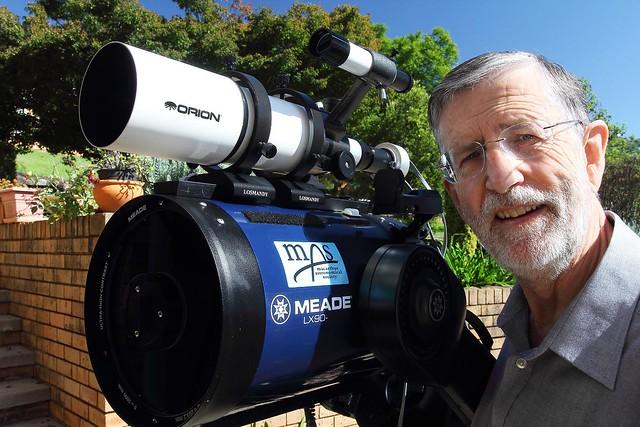 Telescope & Roger