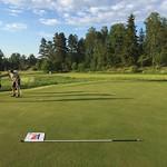 Greenflaggor Köpings Golfklubb