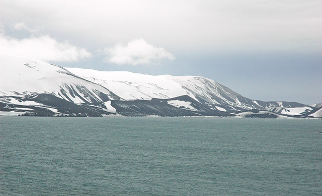 Deception Island, South Shetland Islands, Antarctica