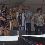 Sun, 04/08/2013 - 11:46am - Red Molly with guest vocalists Dan Navarro, Ellis Paul, and WFUV's own John Platt