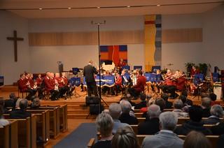 Brassbandfestivalen 2012 - Söderkåren med dirigent Peter Hellman