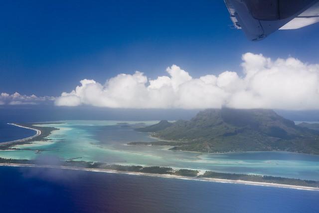Bora Bora Aerial V