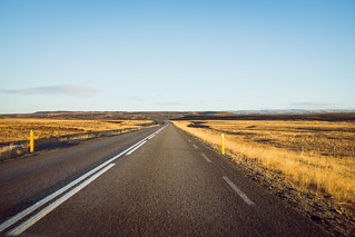 icelandic road | by Laurence Vagner