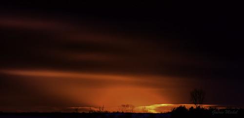 light sunset sky sun canada nature silhouette landscape soleil lumière © ciel québec paysage qc coucherdesoleil mirabel lr5 lightroom5 nikond7100 michelguérin nikcollection randsaintdominique sigman70200