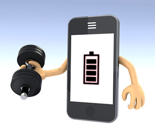 smartphone weight training
