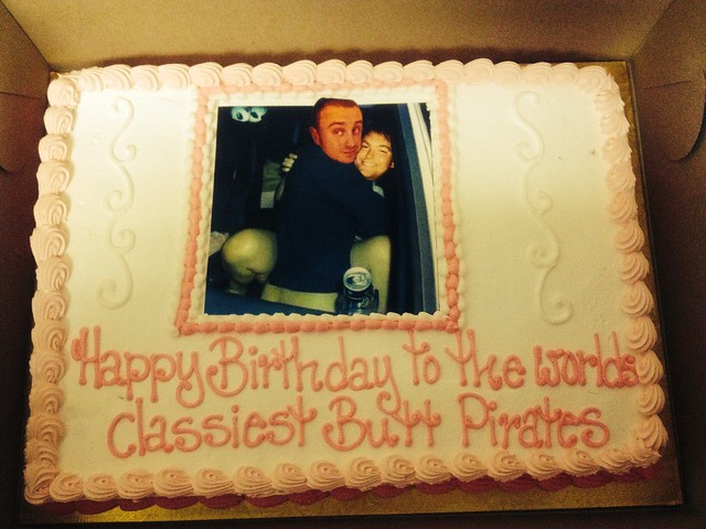 Rob and Mikes birthday