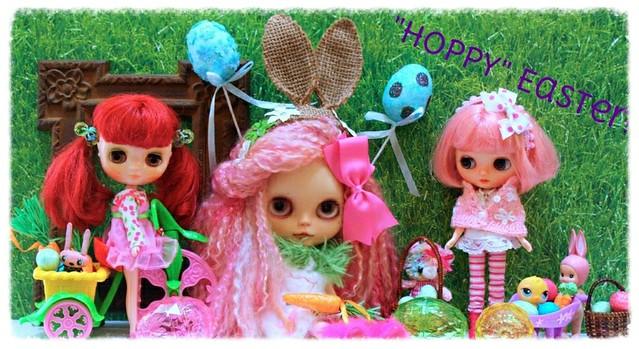 Easter greetings....