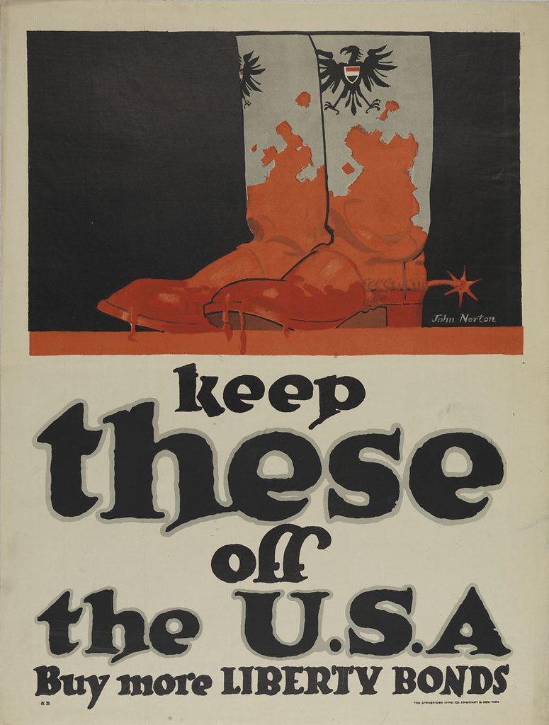 Keep These Off the U.S.A.