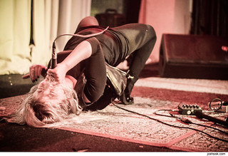 Pharmakon @ Metro Gallery | by joshsisk