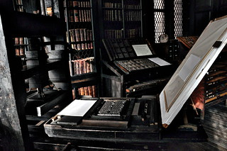 Printing press | by pedrik