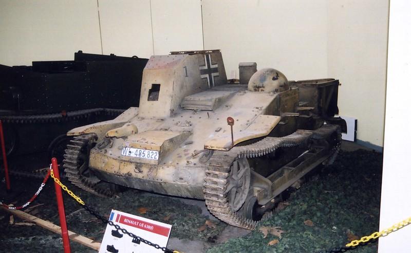 Infanterie Schlepper UE 630 1