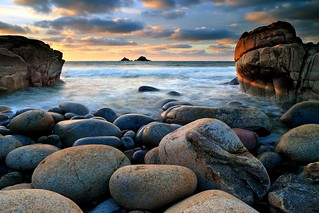 Porth Nanven | by Tony Armstrong-Sly