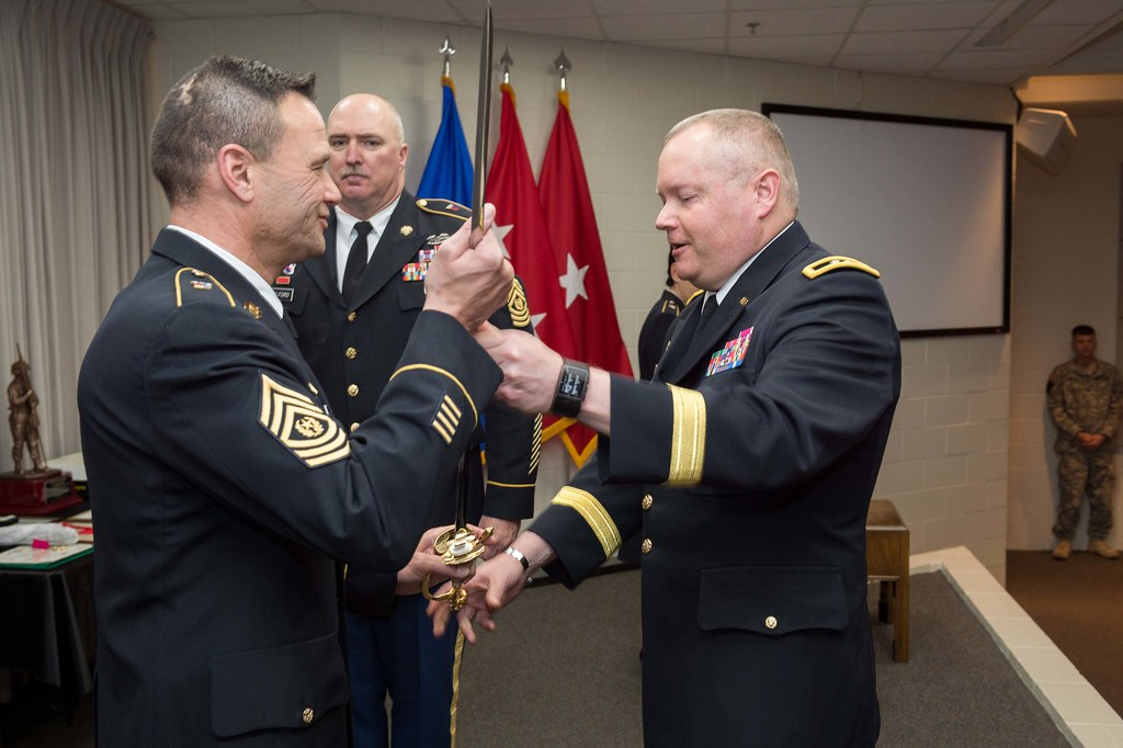 Texas Army National Guard Command Sergeant Major Change of… | Flickr