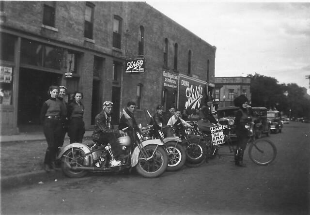 Rescan of the Beloit Motorcycle Club Women's Auxiliary, Beloit, Wisconsin (3)