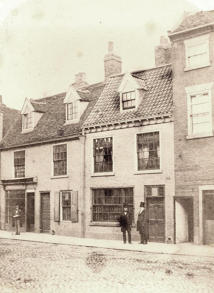 Beverley Bank 1861 (archive ref PH-4-7)