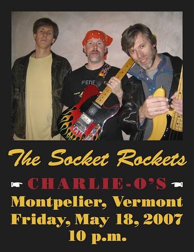 The Socket Rockets Photo Album