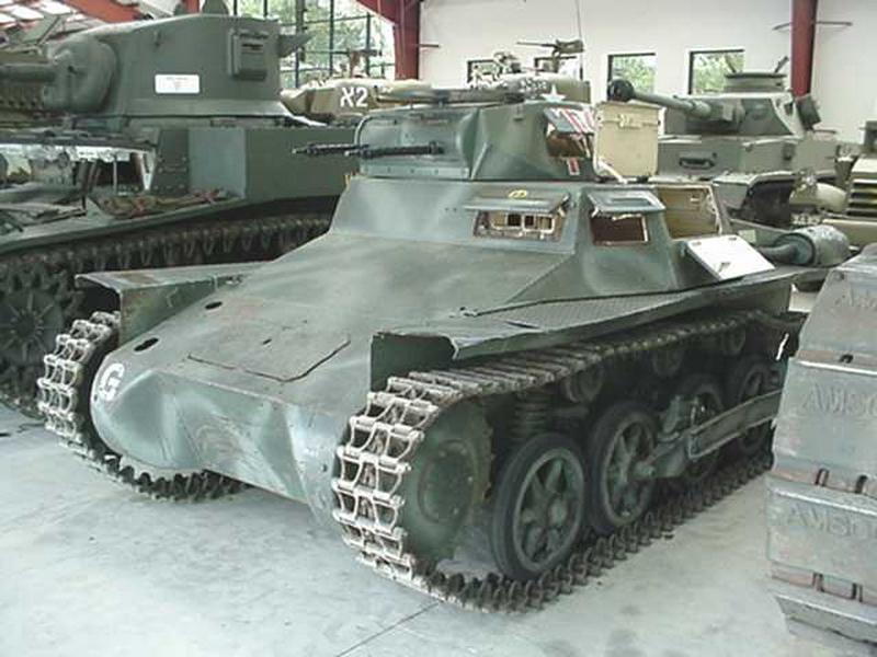 Panzer I Ausf.A (2)