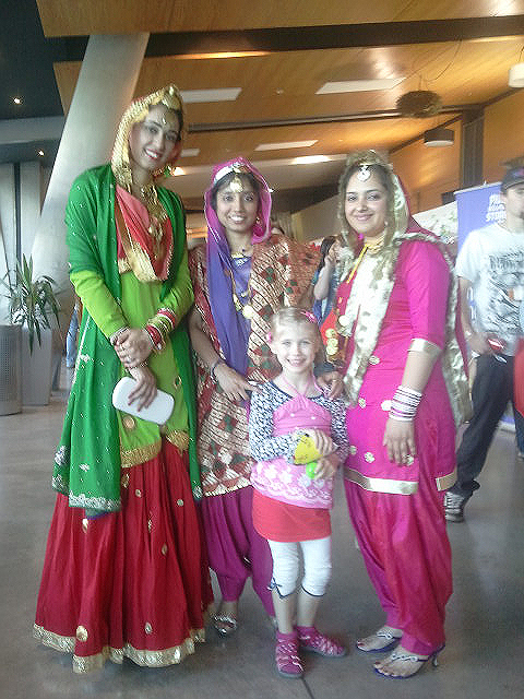 Diwali Festival - Performers
