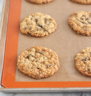 My Favorite Oatmeal Raisin Cookies | by Tracey's Culinary Adventures