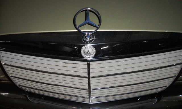 Mercedes-Benz 230 CE C123 (1977-1985)