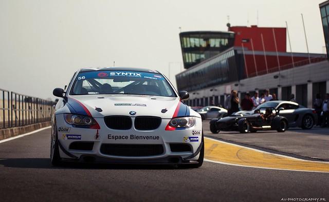 BMW M3 - Club ASA / Nogaro