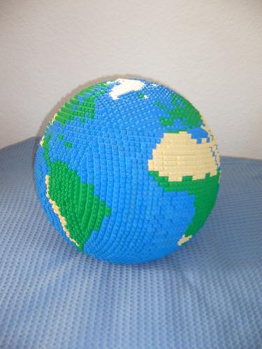 Globe | by LEGOFIIR