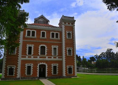Ex Hacienda de Chautla, Sn. Martín Texmelucan, Puebla.