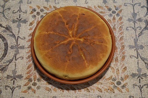 Hapalos Artos (soft bread), a traditional Ancient Roman recipe for a classic fine bread, from Athenaeus' Deipnosophistae | by Following Hadrian