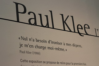 Exposition-Paul-Klee-1 | by Louply
