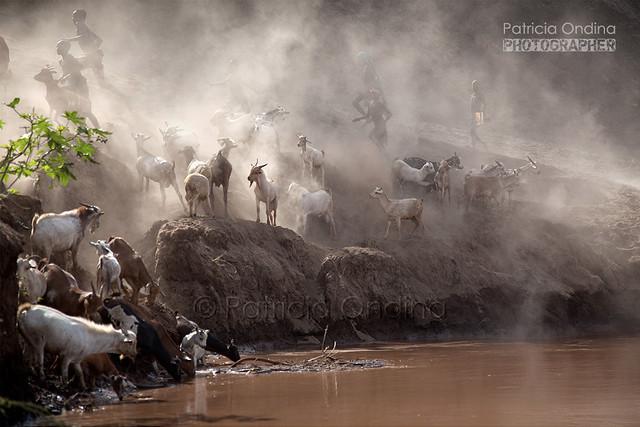 Omo river Ethiopia - Rivière Omo, Ethiopie