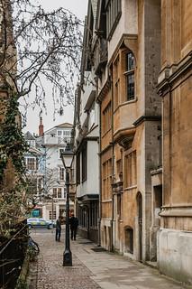 Oxford: St Mary's Passage | by netNicholls