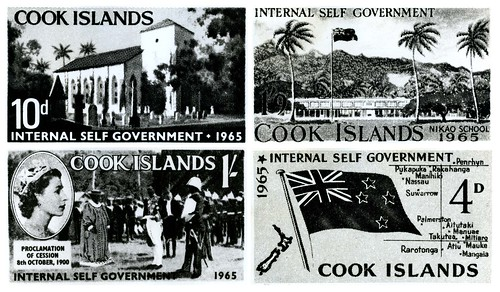 Cook Island Stamps | by Archives New Zealand