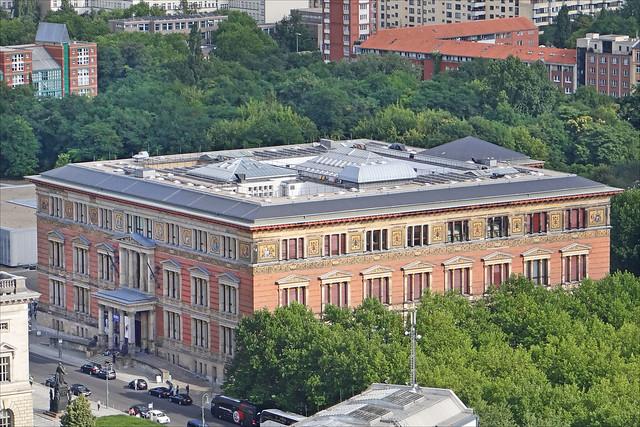 La galerie Martin-Gropius (Berlin)
