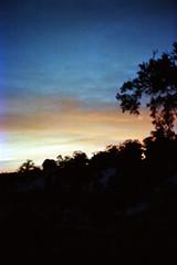 Grand Canyon Sunset Arizona USA Jan 1987 214