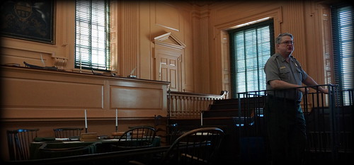The Pennsylvania Supreme Court Chambers - The Independence Hall - Philadelphia, PA, USA. | by Esoteric_Desi
