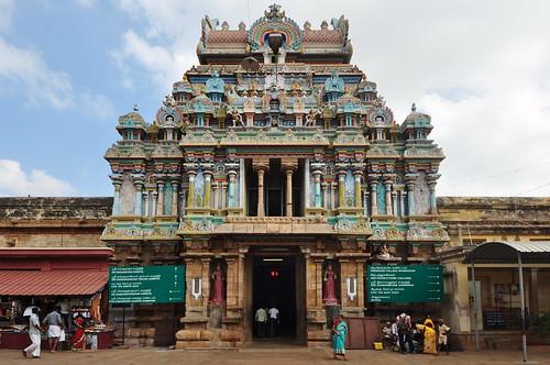 India - Tamil Nadu - Trichy - Srirangam - Sri Ranganathaswamy Temple - 40