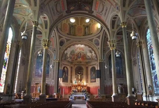 Assumption of Mary, Mother of God Catholic Church, Covington, KY