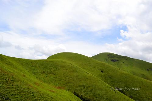 As green as the Kudremukha mountains... | by vishy_rana