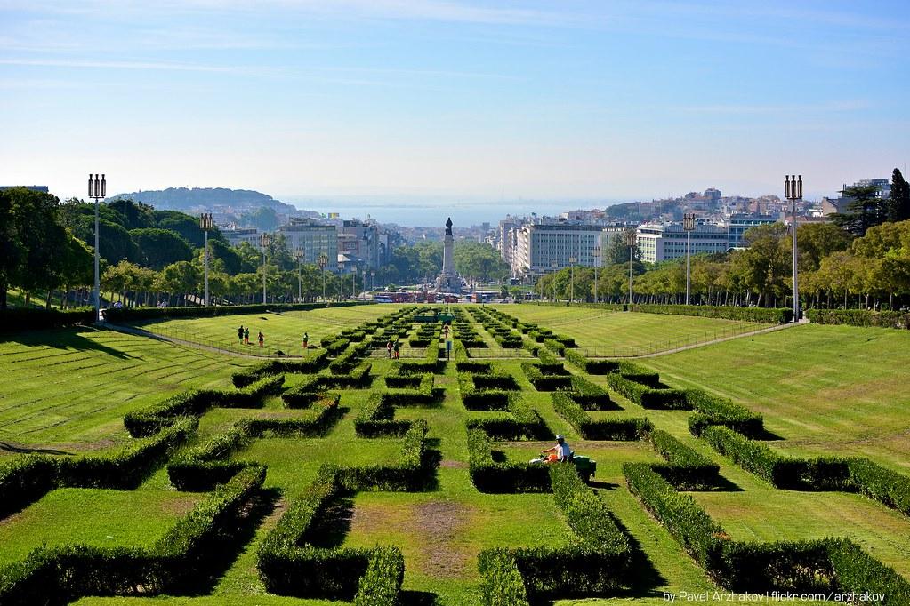 Parque Eduardo VII | Portugal, Lisbon | Pavel Arzhakov | Flickr